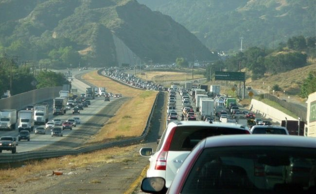California Freeways to Go Greener by Generating Electricity