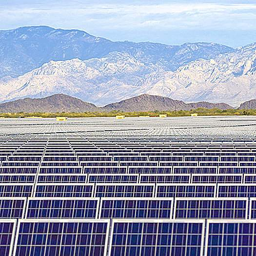This 25-megawatt solar power project near Tucson, Ariz., was constructed by SunEdison, which is planning a four solar projects in Idaho, totaling 100 megawatts in 2016. Renewable-energy developers are shifting from wind projects to solar in Idaho, but they say a policy change that occurred in Idaho last summer will make the state's solar energy boom short-lived.