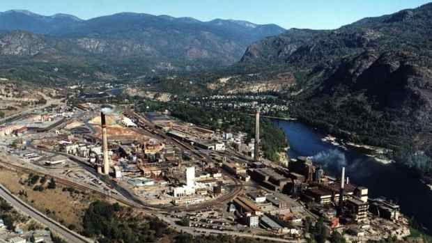 Teck Resources admitted to polluting the Columbia River in 2012, but denied any connection between their smelter in Trail, B.C., and diseases down river in Northport, Washington. (The Canadian Press)