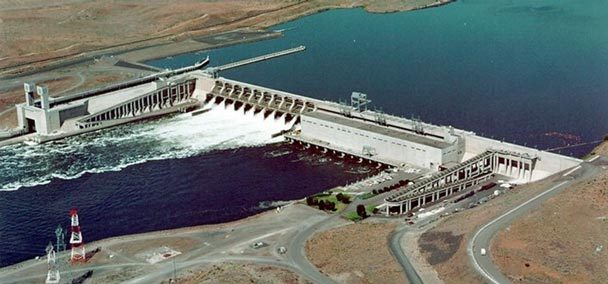 Ice Harbor Dam nears its 50th year of operation.